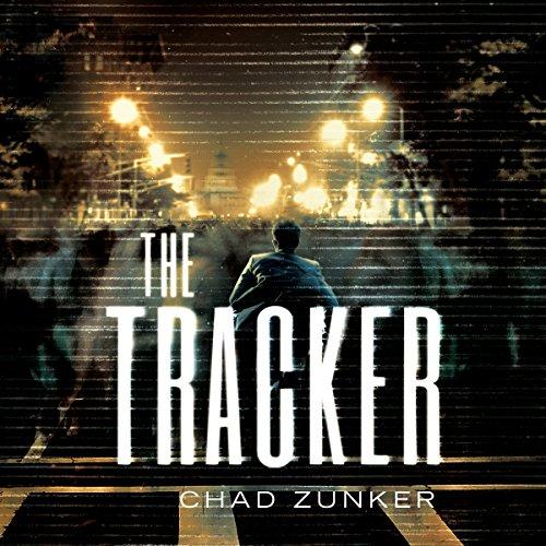 The Tracker audiobook cover art