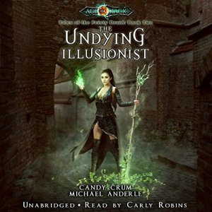 The Undying Illusionist audiobook cover art