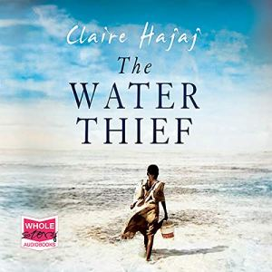 The Water Thief audiobook cover art