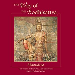 The Way of the Bodhisattva audiobook cover art