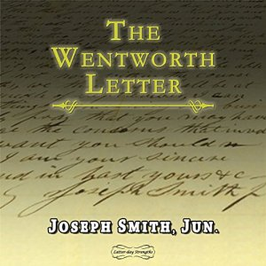 The Wentworth Letter audiobook cover art