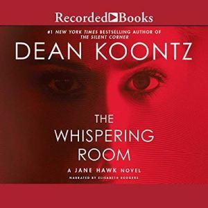 The Whispering Room audiobook cover art