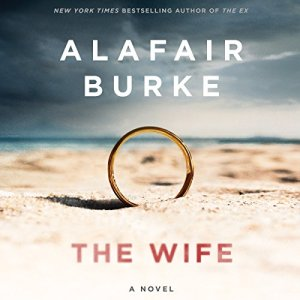 The Wife audiobook cover art