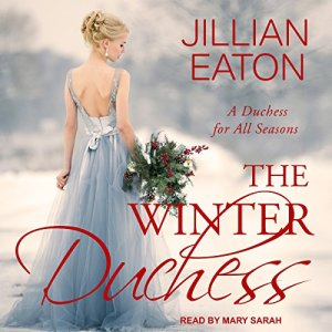 The Winter Duchess audiobook cover art