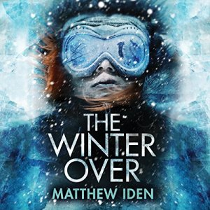 The Winter Over audiobook cover art