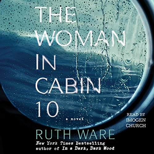 The Woman in Cabin 10 audiobook cover art