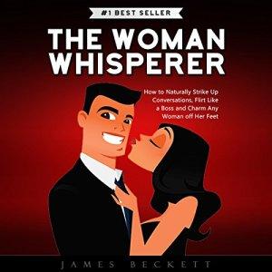 The Woman Whisperer audiobook cover art