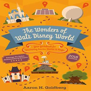 The Wonders of Walt Disney World audiobook cover art