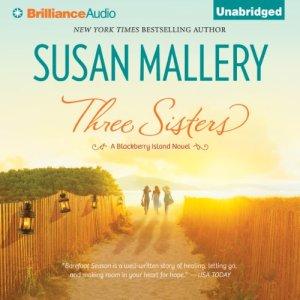 Three Sisters audiobook cover art