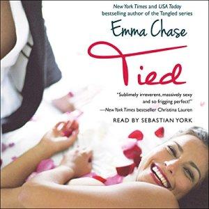 Tied audiobook cover art