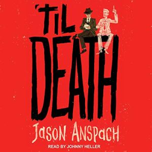 'til Death audiobook cover art