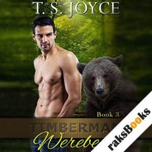 Timberman Werebear audiobook cover art