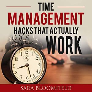 Time Management Hacks That Actually Work audiobook cover art
