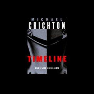 Timeline audiobook cover art