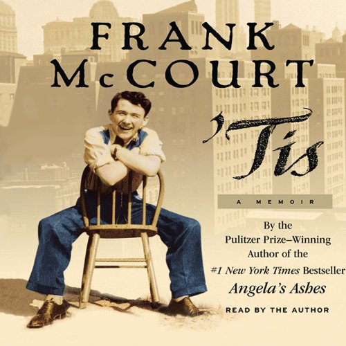 'Tis audiobook cover art