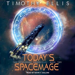 Today's Spacemage audiobook cover art