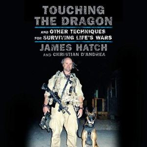 Touching the Dragon audiobook cover art