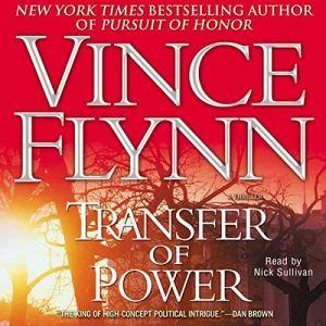 Transfer of Power audiobook cover art