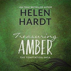 Treasuring Amber audiobook cover art