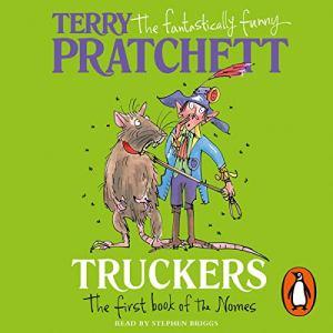 Truckers audiobook cover art