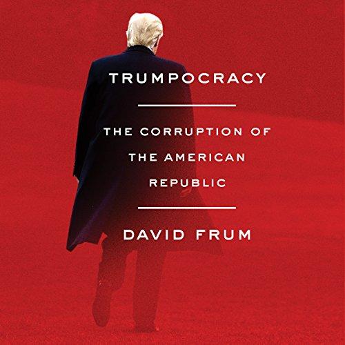 Trumpocracy audiobook cover art