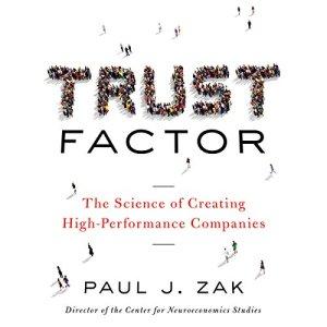 Trust Factor audiobook cover art