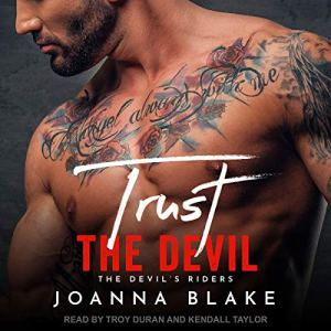 Trust the Devil audiobook cover art