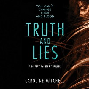Truth and Lies audiobook cover art