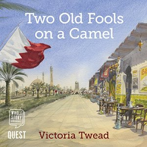 Two Old Fools on a Camel audiobook cover art