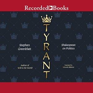 Tyrant audiobook cover art