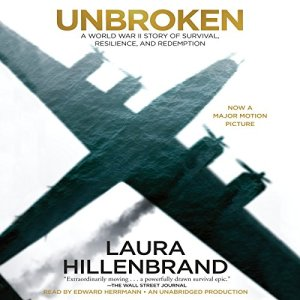 Unbroken audiobook cover art