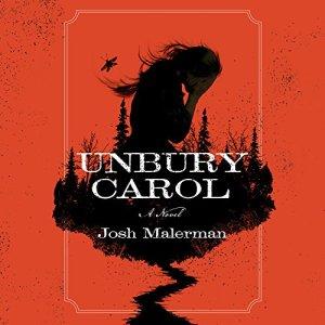 Unbury Carol audiobook cover art