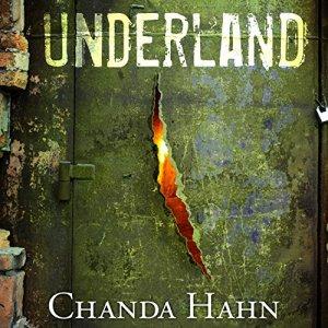 Underland audiobook cover art