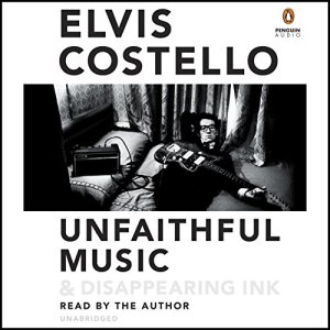 Unfaithful Music & Disappearing Ink audiobook cover art