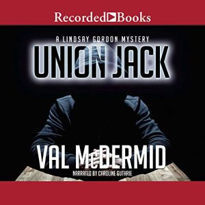 Union Jack audiobook cover art