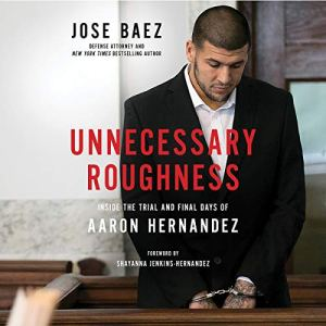 Unnecessary Roughness audiobook cover art