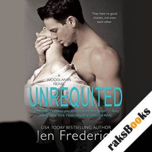 Unrequited audiobook cover art