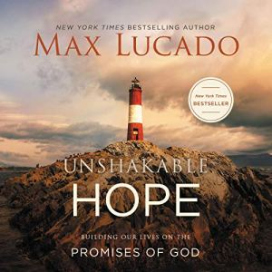 Unshakable Hope audiobook cover art