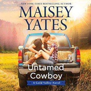 Untamed Cowboy audiobook cover art