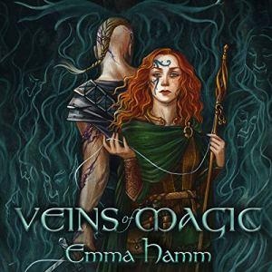 Veins of Magic audiobook cover art