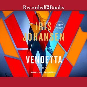 Vendetta audiobook cover art