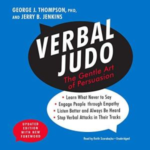 Verbal Judo, Updated Edition audiobook cover art