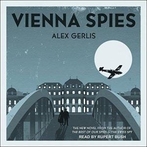 Vienna Spies audiobook cover art
