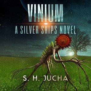 Vinium audiobook cover art