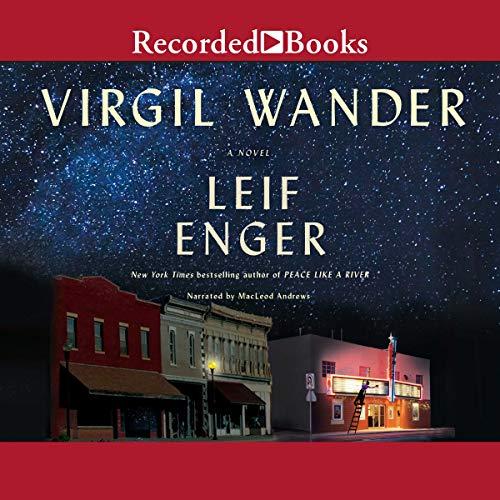 Virgil Wander audiobook cover art