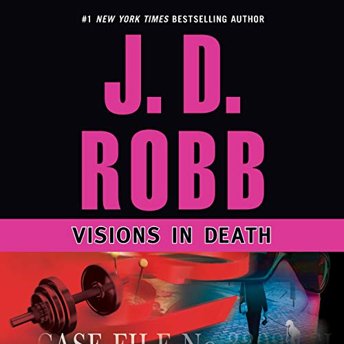 Visions in Death audiobook cover art