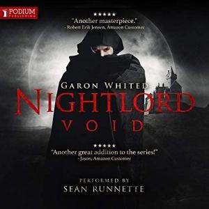 Void audiobook cover art