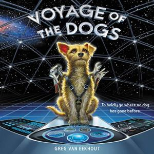 Voyage of the Dogs audiobook cover art