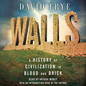 Walls audiobook cover art