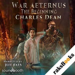 War Aeternus: The Beginning audiobook cover art